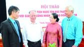 Niềm tự hào của giai cấp công nhân Việt Nam
