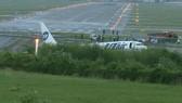 Nga: Máy bay trượt khỏi đường băng, nhiều người bị thương
