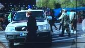 Lễ diễu binh bị tấn công, khoảng 90 người thương vong