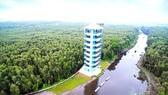 Một trong những điểm du lịch sinh thái hấp dẫn ở tỉnh Long An