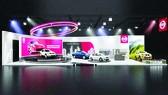Khu trưng bày Nissan hiện đại và cá tính