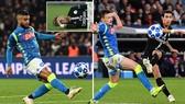PSG - Napoli 2-2: Neymar, Mbappe, Cavani mờ nhạt, Di Maria hóa người hùng