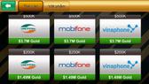 """Viettel, Vinaphone, Mobifone hưởng lợi """"khủng"""" từ đường dây đánh bạc ngàn tỷ"""