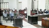 Phiên tòa xét xử ông Đinh La Thăng và 6 đồng phạm trong vụ án gây thiệt hại 800 tỷ của PVN