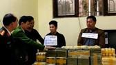 Triệt phá vụ vận chuyển ma túy trị giá 2,2 triệu USD do người nước ngoài cầm đầu