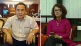 Đối tượng Trần Đức Chung và Lê Thị Hằng là 2 kẻ cầm đầu vụ án lừa đảo chiếm đoạt tài sản của người nghèo