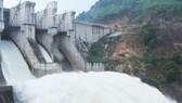 Các hồ thủy điện đang xả lũ về hạ lưu các con sông lớn tại Thừa Thiên - Huế