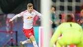 Tiền đạo Timo Werner sẽ quay trở lại đội hình xuất phát của RB Leipzig trong trận đấu với FC Porto. Ảnh: Getty Images