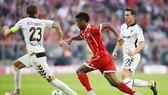Bayern Munich (giữa) đã tìm lại được sinh khí trong chiến thắng 5-0 trước Freiburg ở Bundesliga hồi cuối tuần qua. Ảnh: Getty Images