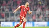 Nếu xuất trận, Arjen Robben sẽ tiếp quản băng đội trưởng từ tay của Thomas Mueller. Ảnh: Getty Images