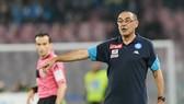 Maurizio Sarri đang thành công cùng Napoli. Ảnh: Getty Images