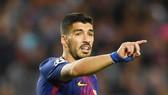 Suarez không muốn đối đầu Liverpool. Ảnh: Getty Images