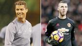 Ronaldo yêu cầu BLĐ Real chiêu mộ De Gea.