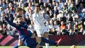 Ronaldo trở lại Camp Nou để phục thù. Ảnh: Getty Images