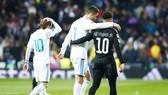 Người Real đang mở lòng chào đón Neymar nhiệt tình. Ảnh: Getty Images