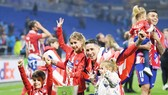 Torres sẽ chia tay Atletico sau chức vô địch Europa League. Ảnh: Getty Images