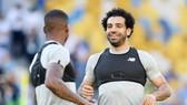Mohamed Salah đã mạnh mẽ trở lại sau nỗi lo mất World Cup. Ảnh: Getty Images