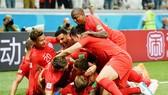 Tuyển Anh thắng trận đầu tiên sau 8 năm