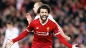 Mohamed Salah đã nhận được phần thưởng xứng đáng sau màu giải bùng nổ cùng Liverpool. Ảnh: Getty Images
