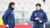 HLV Mauricio Pochettino và ban lãnh đạo Tottenham im tiếng đầy bất ngờ trên thị trường. Ảnh: Getty Images