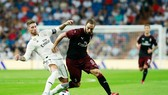 Real đã có chiến thắng trước Milan. Ảnh: Getty Images