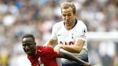 Harry Kane không gây ấn tượng gì ở thất bại trước Liverpool. Ảnh: Getty Images
