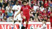 Mohamed Salah vẫn sung mãn và đầy tự tin về sức mạnh của Liverpool. Ảnh: Getty Images