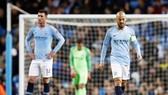 Man.City - Lyon 1-2: Cú tát đau vào tham vọng