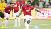 Sau màn tỏa sáng, Pogba tiết lộ điều lạc quan ở Man.United