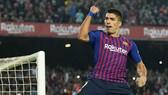 Luis Suarez tin rằng đây là thời điểm để Barca tìm người thay thế anh. Ảnh: Getty Images