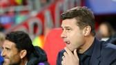 HLV Mauricio Pochettino quyết định cam kết tương lai với Tottenham. Ảnh: Getty Images