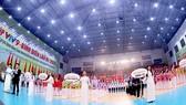 Cúp VTV Bình Điền 2017 đã tạo được ấn tượng đẹp ngay từ buổi lễ khai mạc Ảnh: DŨNG PHƯƠNG