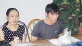Cặp vợ chồng vận chuyển trái phép hơn 2,4 kg ma túy bị bắt giữ. Ảnh: TTXVN