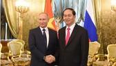 Đưa quan hệ Việt Nam - Liên bang Nga và Belarus phát triển toàn diện, đi vào chiều sâu, hiệu quả
