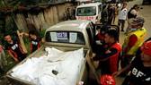Trước đó quân đội nước này cũng phát hiện hàng chục thi thể bị tùng xẻo ở Nam Philippines. Ảnh: REUTERS