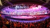 Hình ảnh ấn tượng ngày khai màn lễ hội thể thao lớn nhất Đông Nam Á. Ảnh: HOÀNG HÙNG