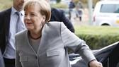 Thủ tướng Đức Angela Merkel  tuyên bố không từ chức và sẵn sàng cho cuộc bầu cử mới. Ảnh: REUTERS