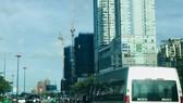 Quy hoạch đô thị đồng bộ với quy hoạch giao thông                              sẽ giúp giảm ùn tắc xe                 Ảnh: Huy Anh