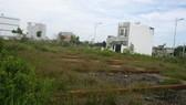 Một khu đất tách thửa tại phường Long Trường (quận 9)