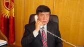Thủ tướng Kyrgyzstan Sooronbai Jeenbekov. Nguồn: GANDHARA.RFERL.ORG