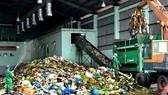 Hạ tầng kỹ thuật phân loại chất thải rắn chưa hoàn chỉnh