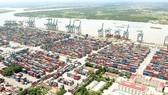 Ngành vận tải - cảng - kho bãi với thế mạnh và tiềm năng vẫn chiếm tỉ trọng cao trong tổng GRDP thành phố                         Ảnh: CAO THĂNG
