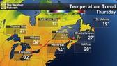 Nắng nóng bất thường ở Canada khiến 54 người tử vong. Ảnh: THE WEATHER NETWORK