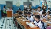 Một giờ lên lớp của cô và trò Trường Tiểu học Bành Văn Trân (quận Tân Bình)
