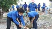 Hưởng ứng Chiến dịch làm cho thế giới sạch hơn