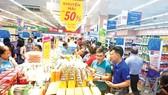 Khai trương Co.opmart Tân Châu tại An Giang