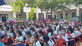 Trường học phối hợp tốt với phụ huynh trong giáo dục học sinh