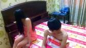 Bắt quả tang nhân viên massage bán dâm