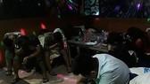 Phát hiện nhiều thanh niên sử dụng ma túy trong nhà nghỉ