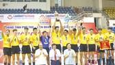 Sanest Khánh Hòa đăng quang Cúp Hùng Vương 2017